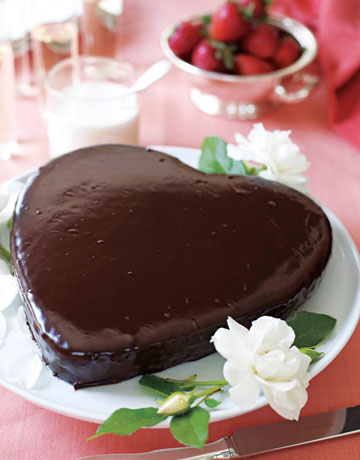 Heart Chocolate Cake Images : mohammadshahjahan Chocolate Cake Gifts